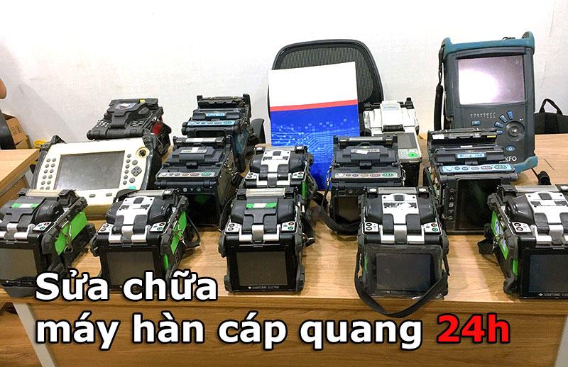 Sua Chua May Han Cap Quang