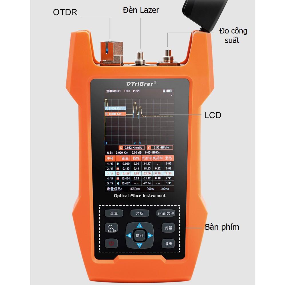 máy đo cáp quang otdr mini giá rẻ